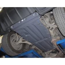 Porsche Cayenne II ( 2010 - 2014 ) Еngine shield