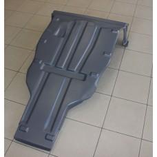 VW Touareg ( 2002 - 2010 ), 3 l, Engine shield
