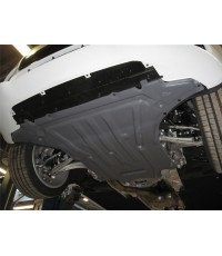 Audi A4 ( 2011 - 2015) ( B8 ) restyle Engine shield