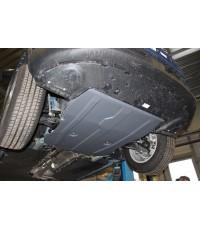 Peugeot Rifter ( 2018 - ... ) Engine shield