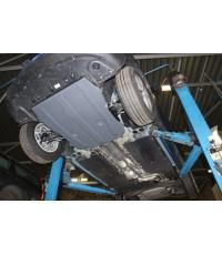 Opel Combo E ( 2018 - ... ) Engine shield