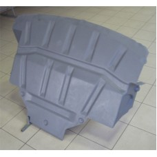 Renault Master III ( 2010 - ... ) front-wheel Engine shield