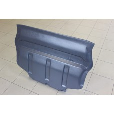 Seat Altea ( 2004 - ... )  Engine shield