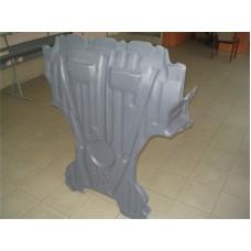 Honda Civic ( 2006 - 2012 ) hatchback, petrol Engine shield