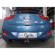 Hyundai i30 ( 2012 - .... ) tow bar Galia