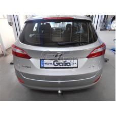 Hyundai i30 ( 2012 - .... ) Estate tow bar Galia