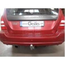 Subaru Forester ( 1997 - 2008 ) tow bar Galia